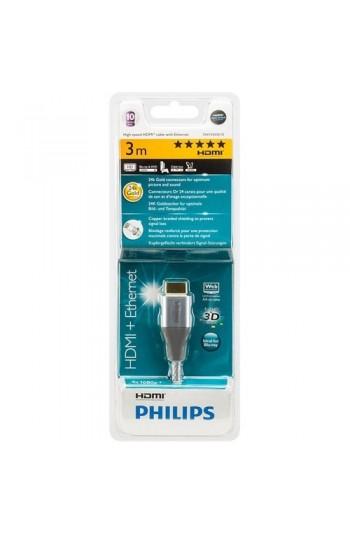 Philips SWV3433S HDMI Kablo / 3,0m / Gold