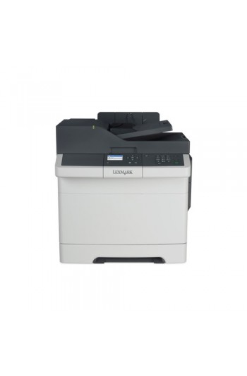 Lexmark CX317DN MF Tarayıcı + Fotokopi + Laser Yazıcı 1400 Sayfa Siyah 750 Sayfa Renkli Toner