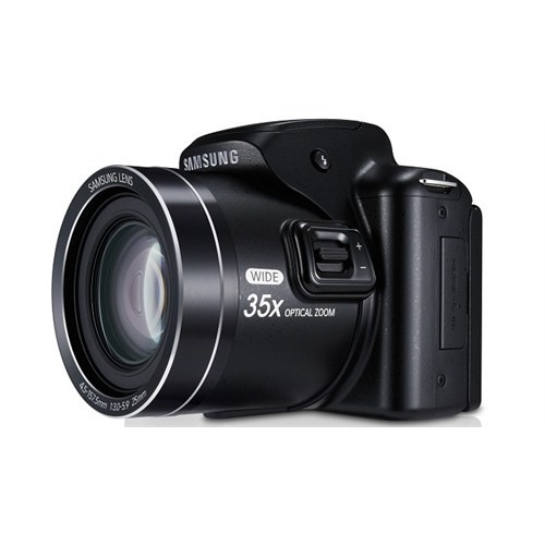 "Samsung WB2100 16.4 MP 35X Optik Zoom 3"" Dokunmatik LCD Ekran Dijital Fotoğraf Makinesi"
