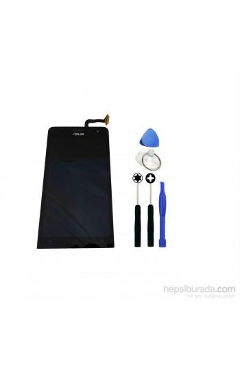 Asus Zenfone 5 Lcd Ekran Dokunmatik Panel + Sökme Aparatı