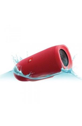 JBL Charge3 Ipx7 Su Geçirmez Bluetooth Hoparlör Kırmızı