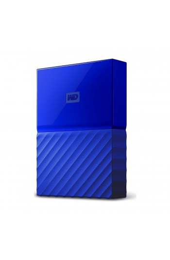 "WD My Passport 2TB 2.5"" USB 3.0 Mavi Backup Taşınabilir Disk"