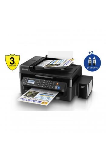 Epson L1455 Tarayıcı + Fotokopi + Wifi Airprint Mürekkep Püskürtmeli Yazıcı
