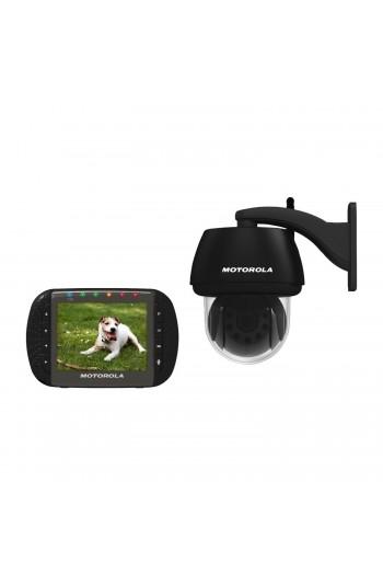 Motorola Scout1100 Remote Wireless Outdoor IP Camera