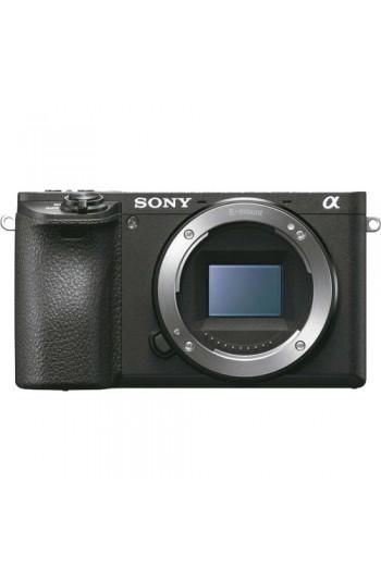 Sony A6500 Değiştirilebilir Objektifli Premium Fotoğraf Makinesi (Gövde)