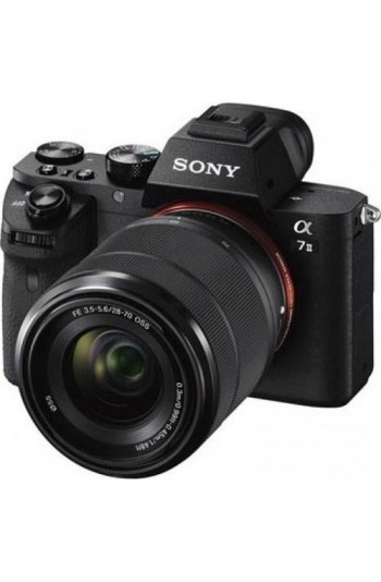 Sony ILCE-7M2K A7M2 28-70mm Objektifli Fotoğraf Makinesi