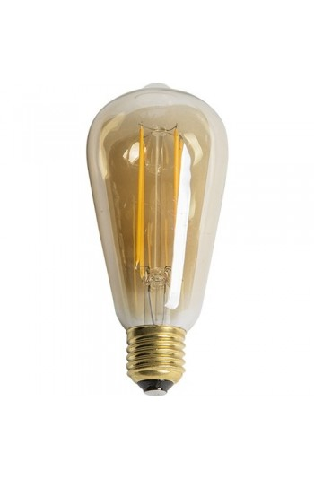 Ct 4284 Rustik Led Ampul Amber