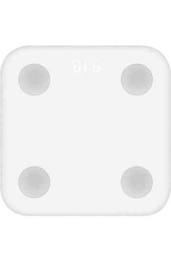Xiaomi Mi 2 Yağ Ölçer Fonksiyonlu Akıllı Bluetooth Tartı, Baskül