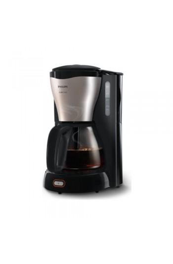 Philips Café Gaia Filtre Kahve Makinesi HD7566/20 Siyah ve Metal