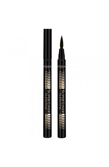 L'Oréal Paris Superliner Superstar Siyah Eyeliner