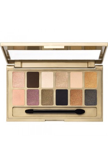 Maybelline New York 24K Nudes Eyeshadow Palette Far Paleti