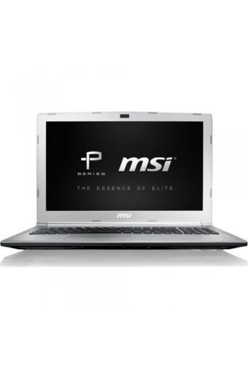 "MSI PL62 7RC-205XTR Intel Core i5 7300HQ 8GB 1TB MX150 Freedos 15.6"" FHD Taşınabilir Bilgisayar"