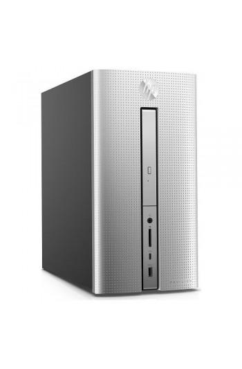 HP Pavilion 570-P021NT Intel Core i5 7400 8GB 1TB + 128GB SSD GTX1050 Freedos Masaüstü Bilgisayar