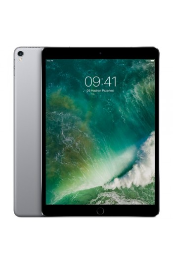 "Apple iPad Pro WiFi Cellular 256GB 12.9"" QHD 4G Tablet - Space Grey MPA42TU/A"