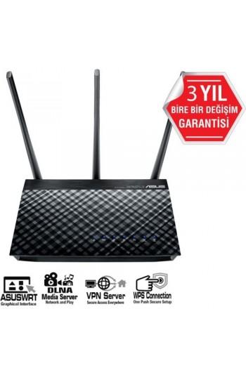 Asus DSL-AC51 Ebeveyn Kontrol Destekli DLNA VPN ADSL VDSL FiBER Modem Router