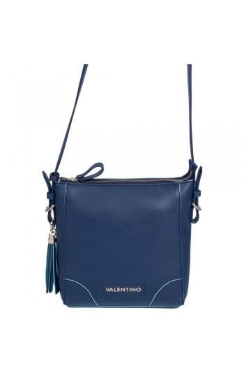 Valentino Kadın Çapraz Askılı Çanta Lacivert