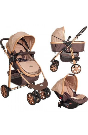 Beneto BT540 Gold Line Travel Sistem Bebek Arabası