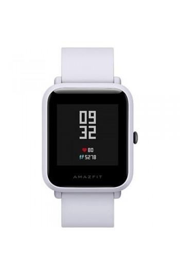 Xiaomi Amazfit Bip Bluetooth Nabız GPS Akıllı Saat - Global Versiyon - Beyaz - Ios ve Android Uyumlu