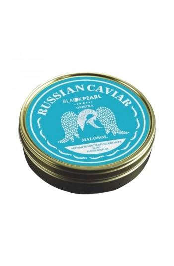 Russian Caviar Black Pearl Caviar (Siyah Havyar) 500 gr