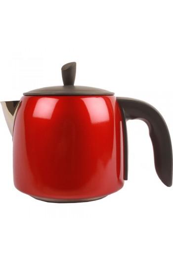 Arzum Çaysefası Demlik Komple - Kırmızı