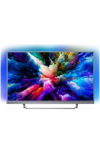 "Philips 49PUS7503 49"" 124 Ekran Uydu Alıcılı 4K Ultra HD Smart LED TV"