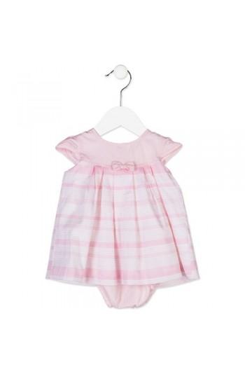 Losan Kız Bebek Elbise + Külot