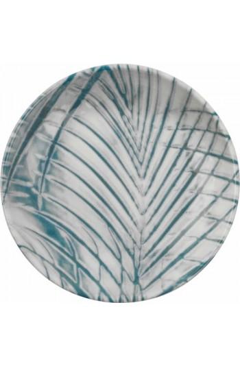 Kütahya Porselen Teos 24 Parça 6 Kişilik Yemek Takımı Krem Rf Nano 9/Dg61